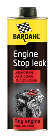 Bardahl Engine Stop leak- 300 ml. Olie & Kemi > Additiver