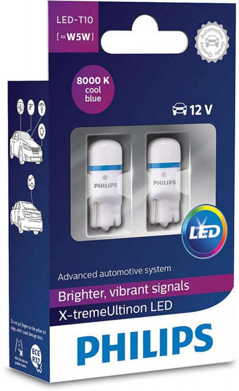 Philips X-treme Ultinon W5W LED