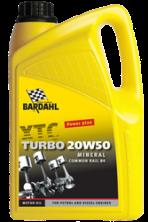 Bardahl Motorolie - XTC 20W/50 Turbo 5 ltr Olie & Kemi > Motorolie