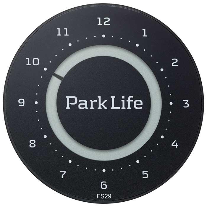ParkLife Carbon Black Indvendig tilbehør > Parkeringsure