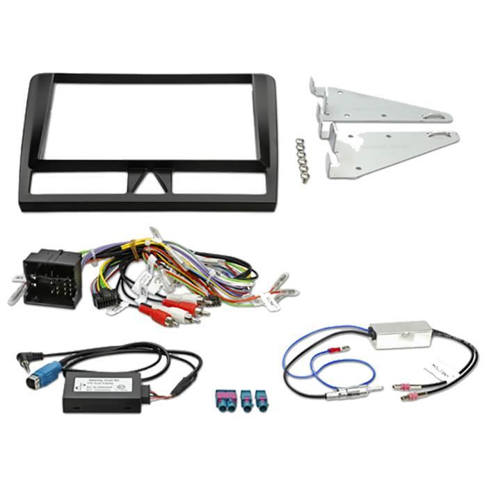 """Alpine KIT8A3D 2-DIN 8"""" Kit f. Audi A3 med display Bilstereo > Monteringssæt"""