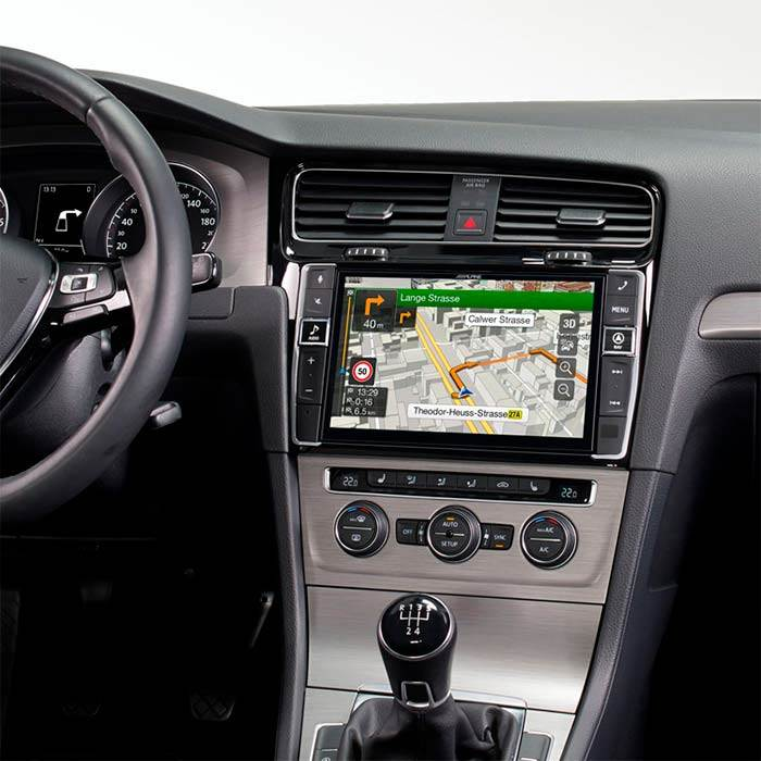 Alpine Style X903DG7 VW Golf 7 3. generation - Multimedia Navigation Bilstereo