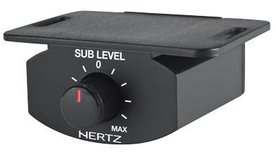 Hertz HRC Sub volumer kontrol til HCP modeller Bilstereo