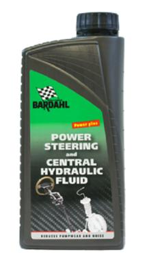 Bardahl Servo- & Hydraulik væske 5 ltr Olie & Kemi > Hydraulik & Servoolie