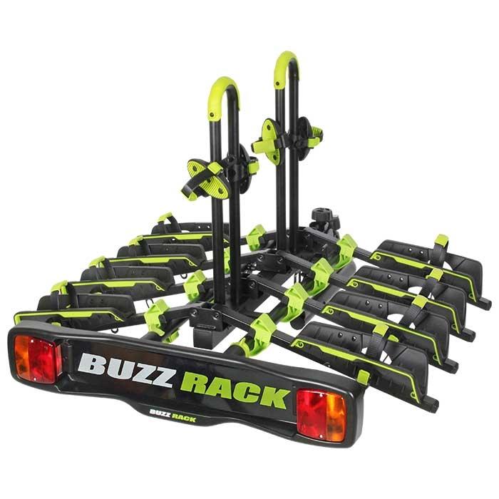 BUZZ Wing cykelholder til 4 cykler Transportudstyr > Cykelholder