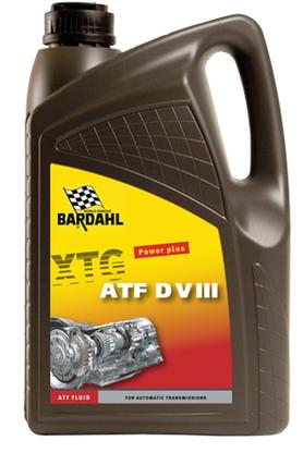 Bardahl Gearolie - Automatic Transmission Fluid DVIII 5 ltr. Olie & Kemi > Gearolie