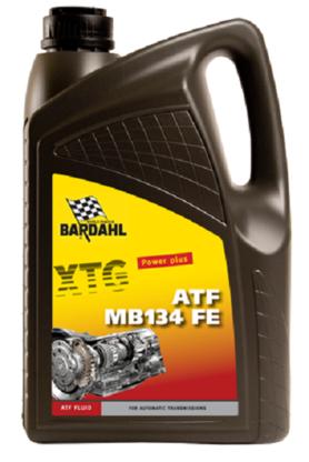 Bardahl Gearolie - ATF MB134 FE 5 ltr. Olie & Kemi > Gearolie