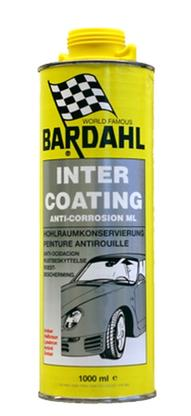 Bardahl Intercoating ML (Hulrumsbeskyttelse) 1 ltr Olie & Kemi > Rustbeskyttelse