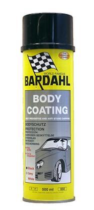 Bardahl Bodycoating sort 500 ml Olie & Kemi > Rustbeskyttelse