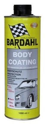 Bardahl Bodycoating sort 1 ltr Olie & Kemi > Rustbeskyttelse
