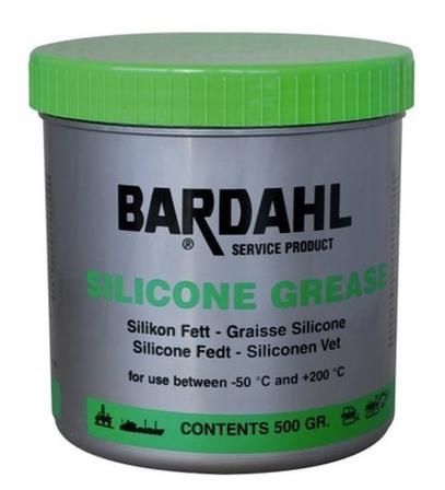 Bardahl Siliconefedt 500 gr. Olie & Kemi > Smøremidler