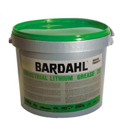 Bardahl Industri Litiumfedt 2/3 5 kg. Olie & Kemi > Smøremidler