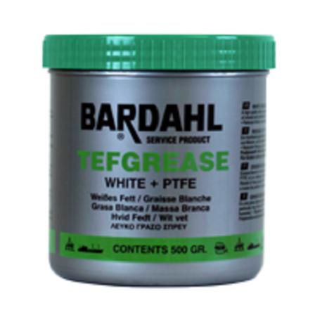 Bardahl Hvid fedt med Teflon 500 gr. Olie & Kemi > Smøremidler