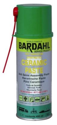 Bardahl Keramisk AluPasta 400 ml. Olie & Kemi > Smøremidler