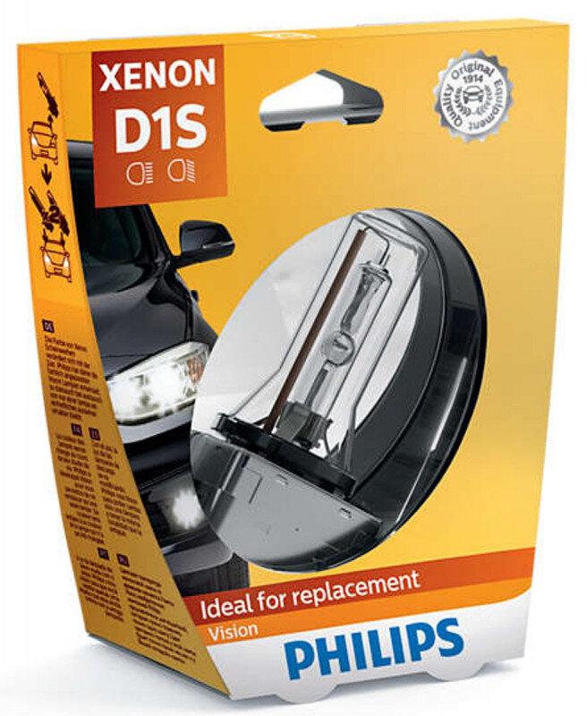 Philips D1S Vision Xenon pære