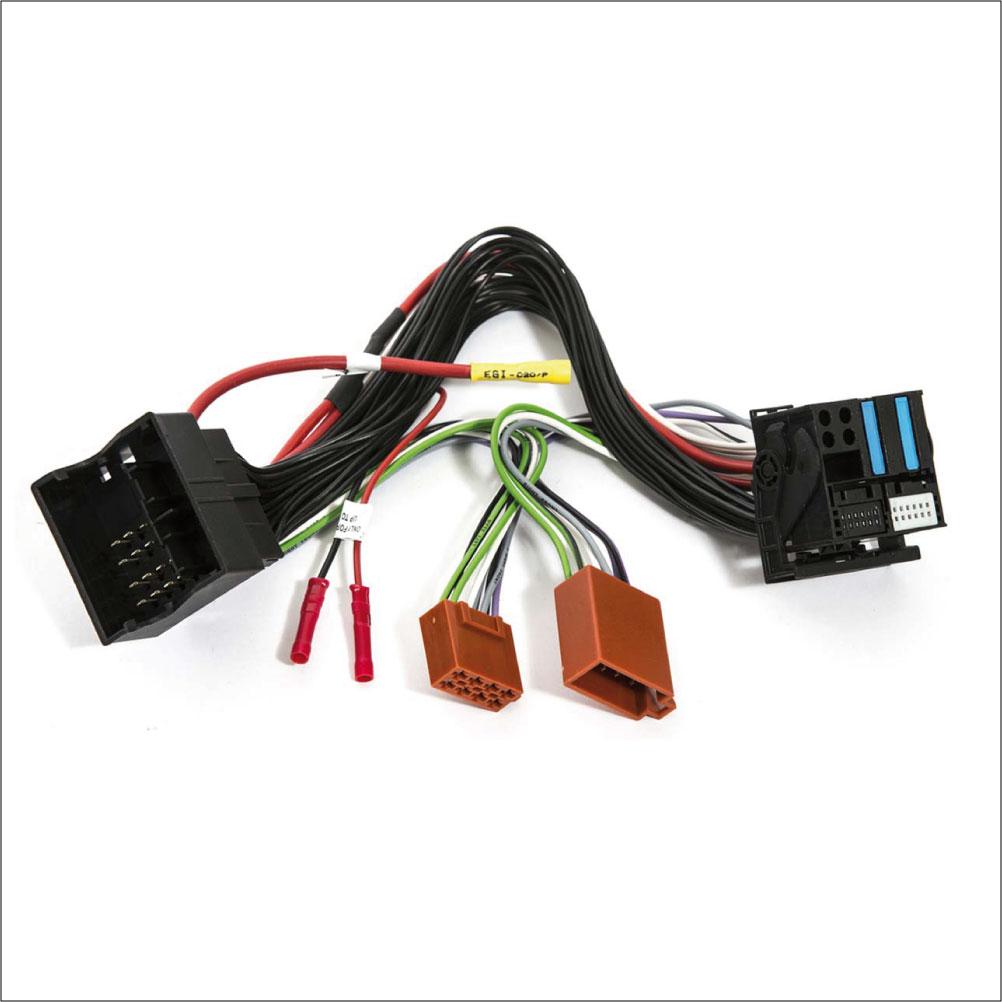Audison Prima T-kabel til BMW Bilstereo