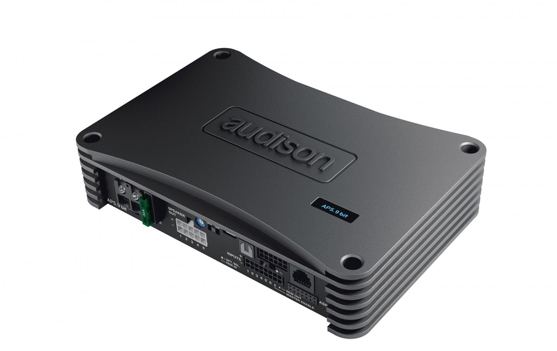 Audison Prima 5 kanal Forstærker med Sound processor Bilstereo > Forstærkere > Audison > Prima-Serie