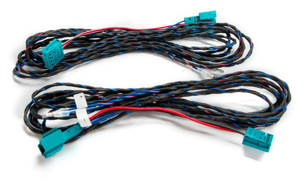 Audison Prima subwoofer kabel til BMW Bilstereo