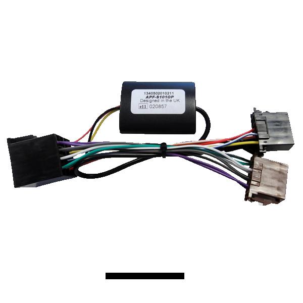 Alpine APF-S100VW Interface VW Bilstereo > Ratstyring