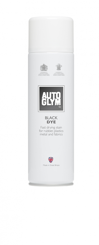 Autoglym TEKSTILFARVE SORT - Black Dye Spray - 500 ml. Bilpleje > Autoglym > Indvendig pleje