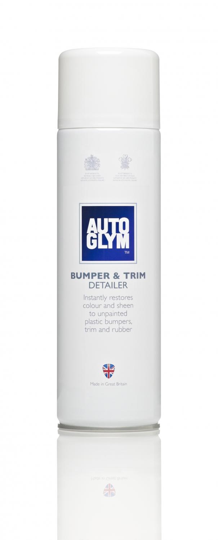 Autoglym UDVENDIG PLAST & GUMMIPLEJE - Bumper & Trim Detailer - 450 ml. Bilpleje > Autoglym > Udvendig pleje
