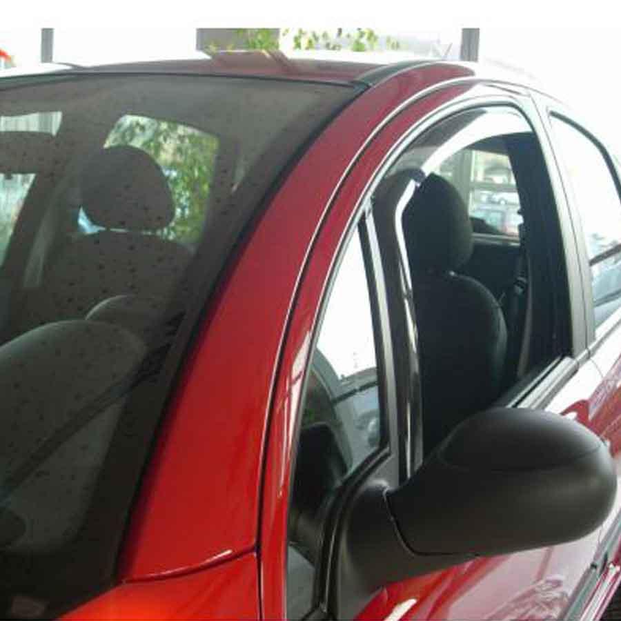 Vindafvisere til Suzuki Jimny 3d. 98> Bil & Trailer // Vindafvisere