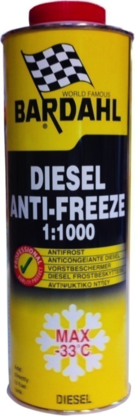 Bardahl Diesel Antifrost 1 ltr Olie & Kemi > Additiver
