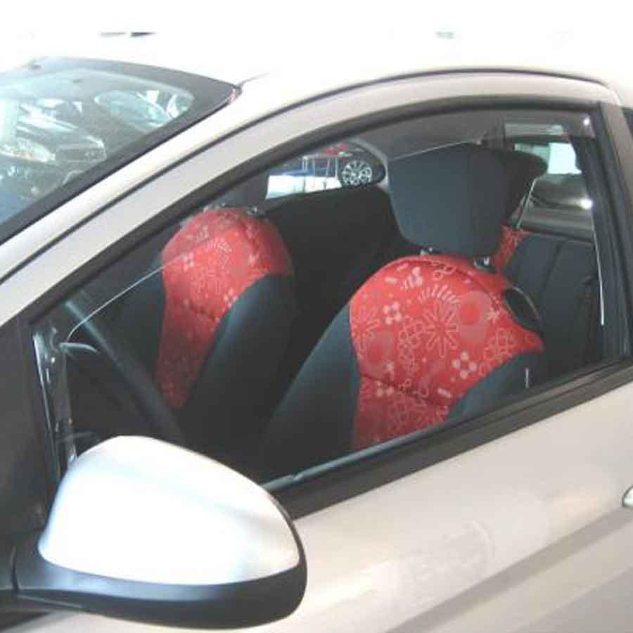 Vindafvisere til Nissan Micra K11 3d