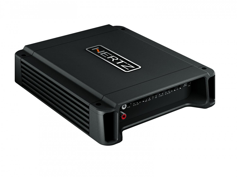 Hertz HCP 1D Compact Mono Forstærker Bilstereo