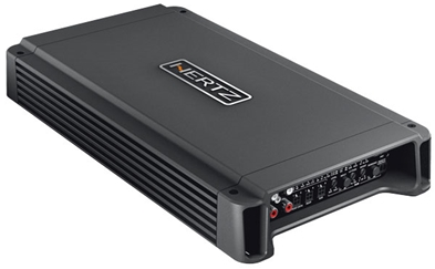 Hertz HCP 5D Compact Power 5 kanals Forstærker Bilstereo > Forstærkere > Hertz > Compact Power