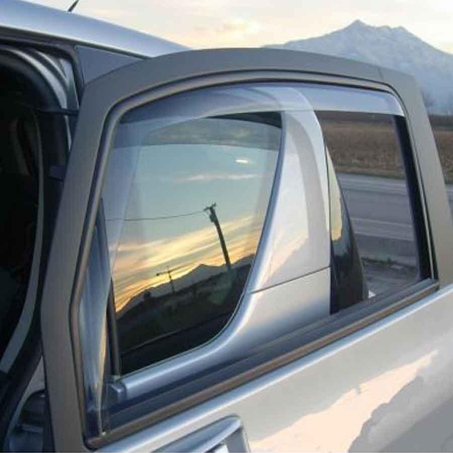 Vindafvisere til Peugeot 3008 + 5008 5d 09> Bil & Trailer // Vindafvisere