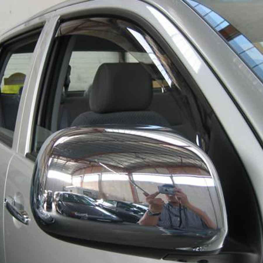 Vindafvisere til Mazda 6 02>07 4d