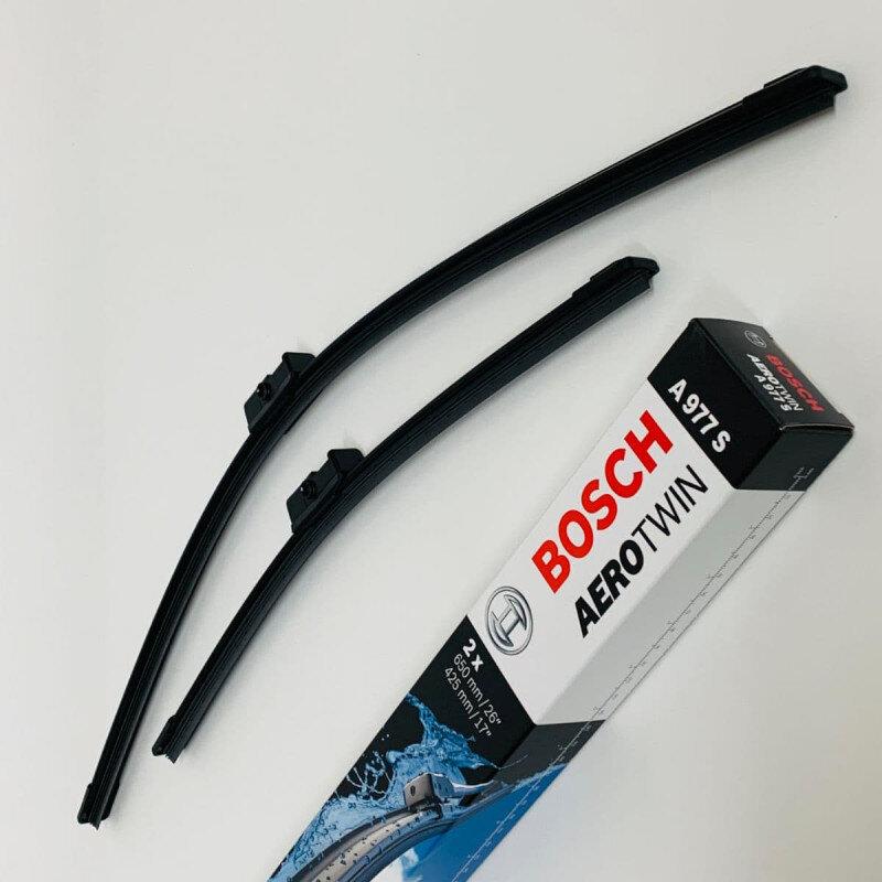 A977S Bosch Aerotwin Vinduesvisker / Fladblade sæt 65+42