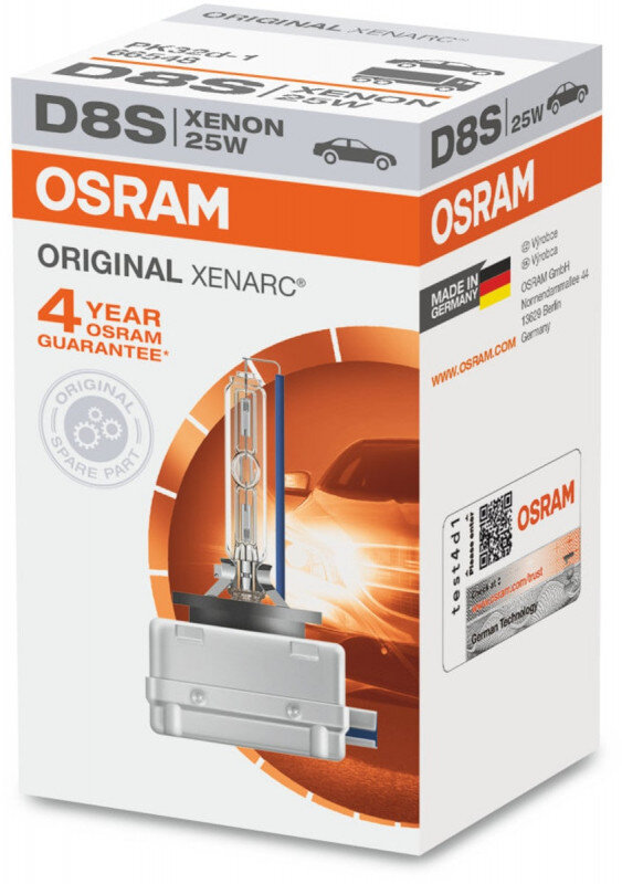 Osram D8S Original Xenarc