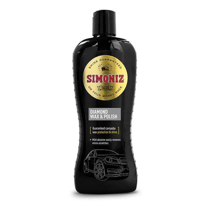 Simoniz Diamond voks 500 ml. Bilpleje > Simoniz