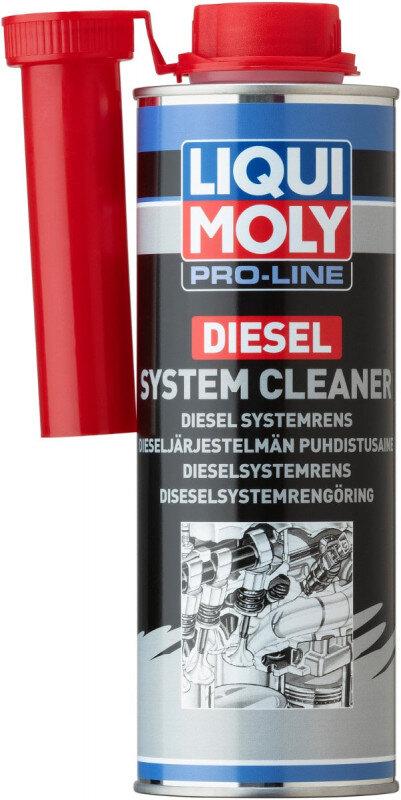 Diesel system rens