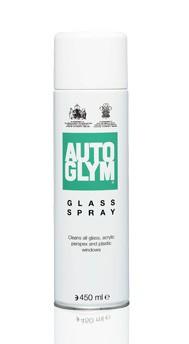 Autoglym RUDERENS - Glass Spray - 450 ml. Bilpleje > Autoglym > Glas