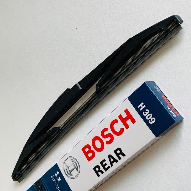 H309 Bosch bagrudevisker 30cm til Toyota Avensis Wagon T25/T27 Bosch Vinduesvisker / Viskeblade & Bagrudeviskere