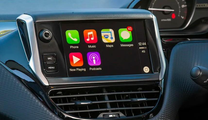 Radio interface ASMML8500 Carplay & Android Auto til CitroÃ«n og Peugeot SMEG trådløst -2017 Bilstereo