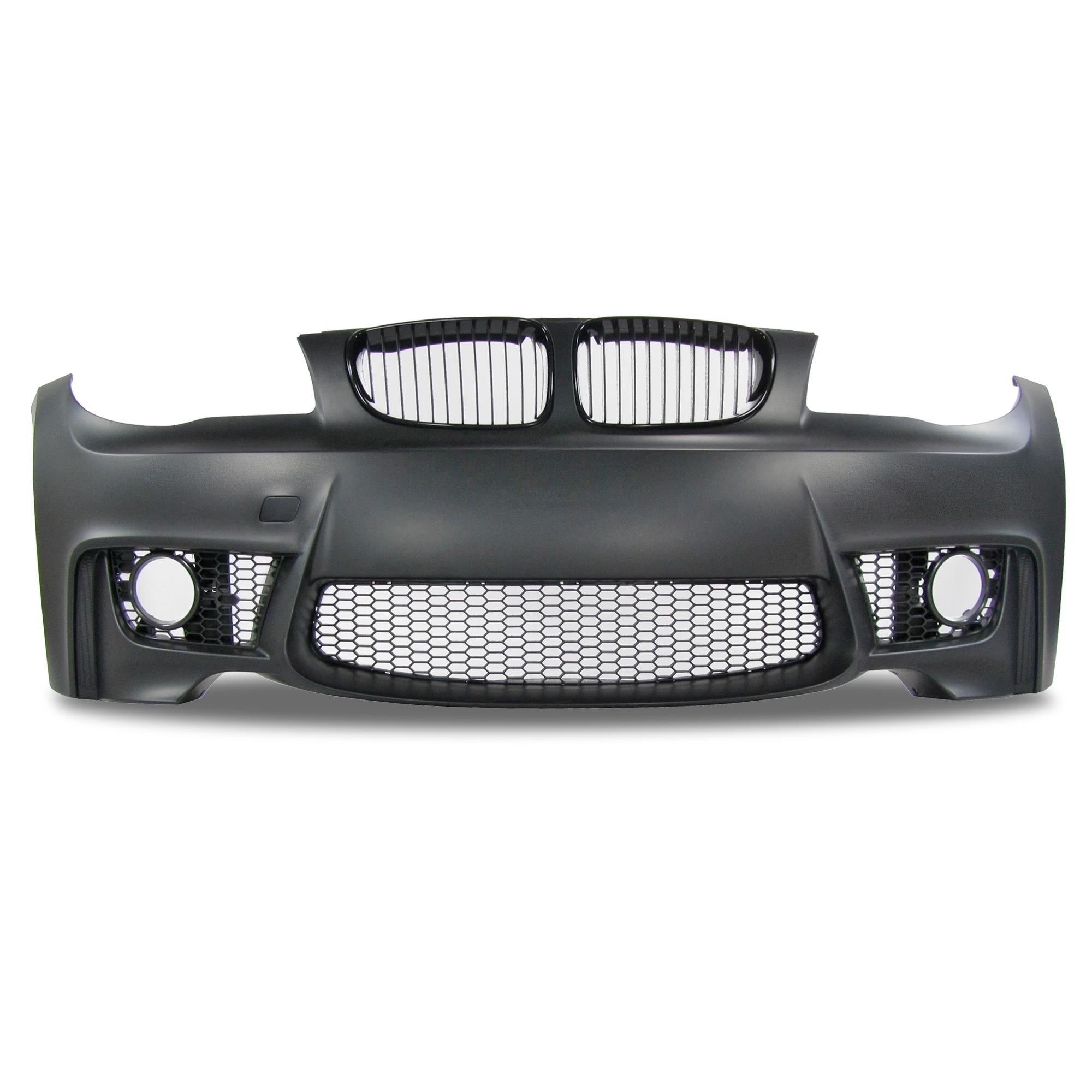 JOM Forkofanger Sports design med grill til BMW 1 serie E81