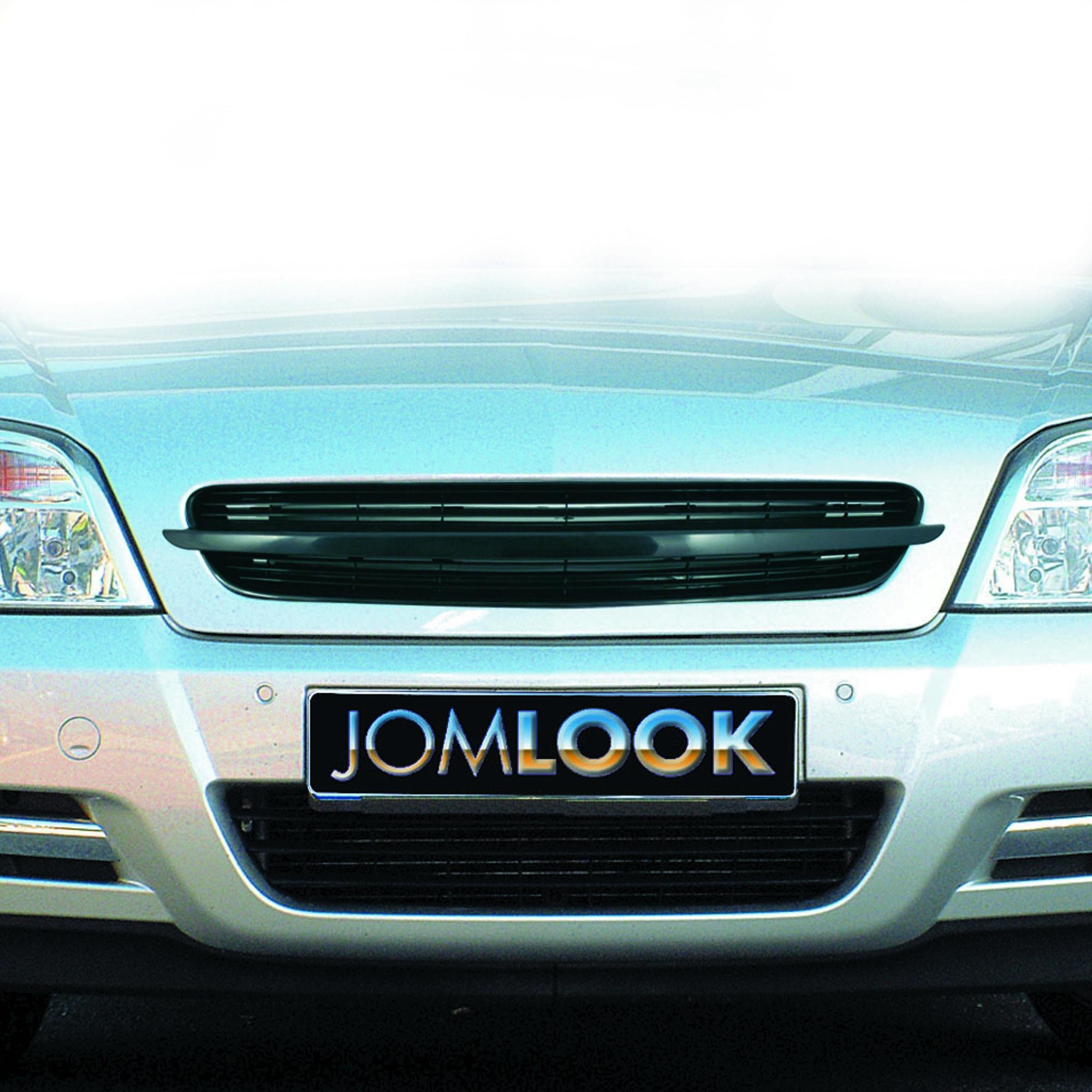 JOM Frontgrill sort til Opel Vectra C og Signum årgang 2002-2005 - uden logo Styling