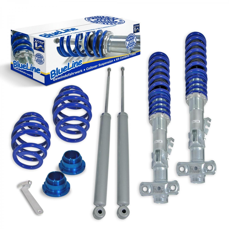 Blue Line - Gevindundervogn til BMW 3 Serie - E36 Compact Styling > Gevindundervogn > BMW > 3 Serie