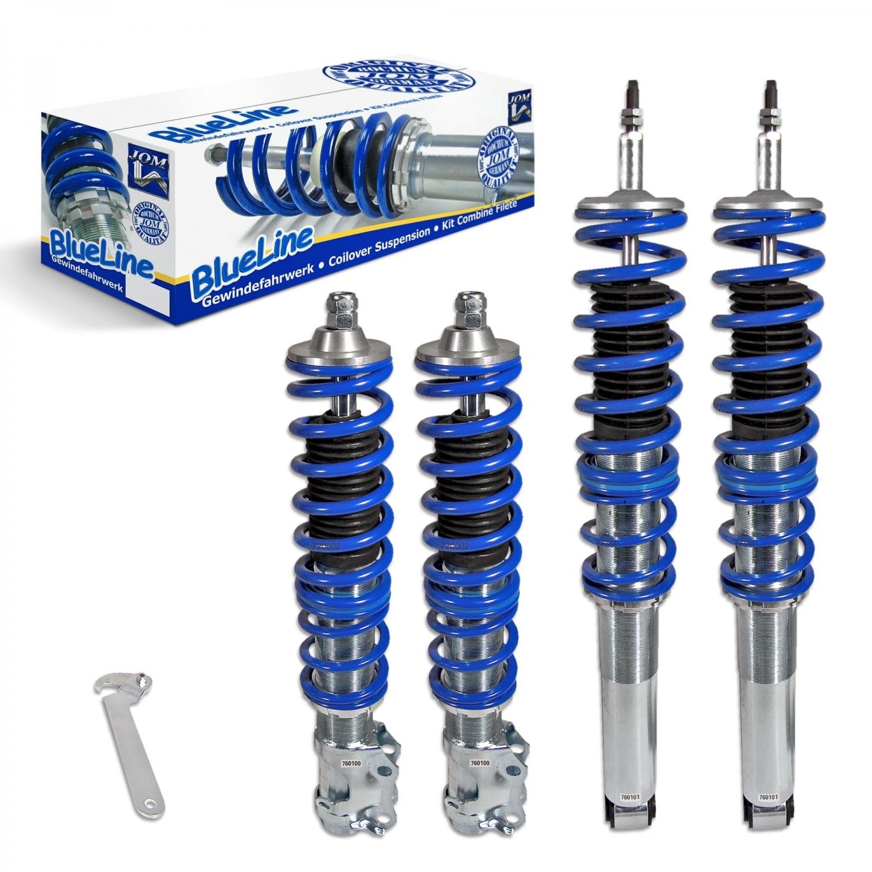 Blue Line - Gevindundervogn til VW Jetta 2 Styling > Gevindundervogn > VW > Jetta II