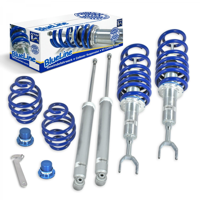 Blue Line - Gevindundervogn til VW Passat 3B/3BG Styling > Gevindundervogn > VW > Passat