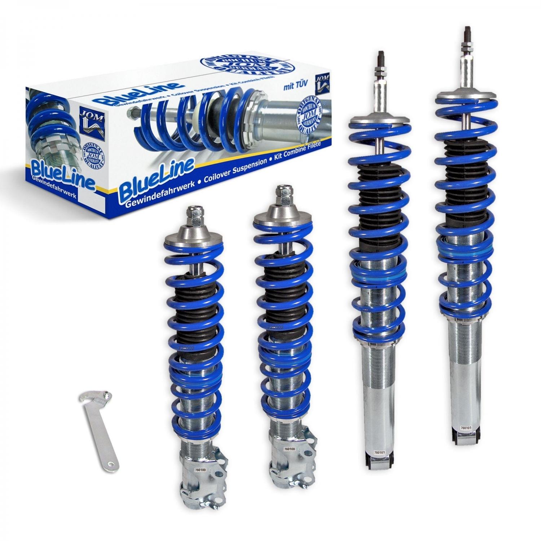 Blue Line - Gevindundervogn til VW Golf IV Cabrio Styling > Gevindundervogn > VW > Golf 4