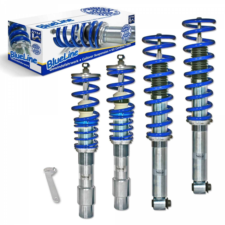 Blue Line - Gevindundervogn til BMW 5 Serie - E60 Sedan Styling > Gevindundervogn > BMW > 5 Serie