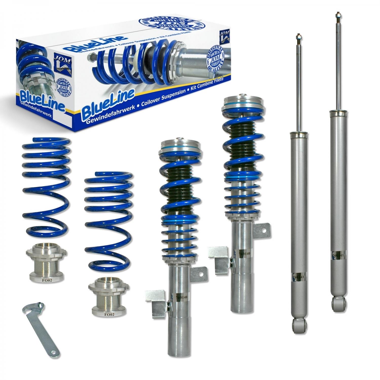Blue Line - Gevindundervogn til Ford Focus Styling > Gevindundervogn > Ford > Focus