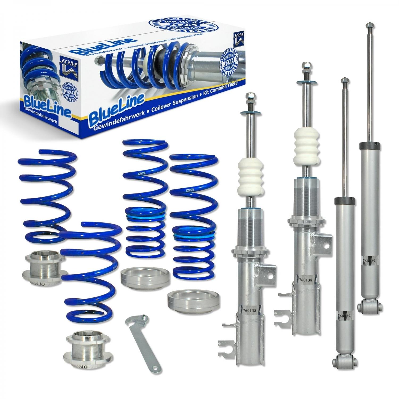 Blue Line - Gevindundervogn til Fiat Grande Punto Styling > Gevindundervogn > Fiat > Punto