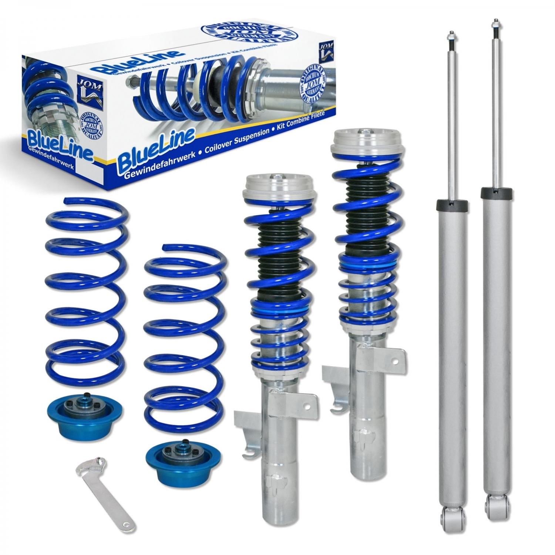 Blue Line - Gevindundervogn til Ford Focus C-Max Styling > Gevindundervogn > Ford > Focus