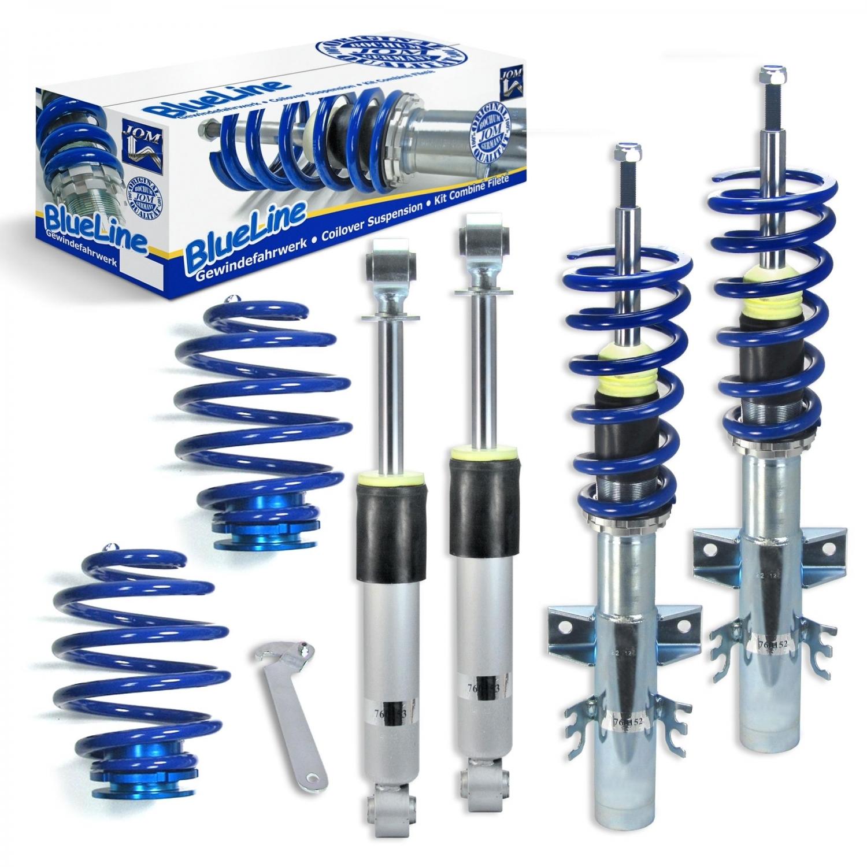 Blue Line - Gevindundervogn til VW T5 Styling > Gevindundervogn > VW > T5